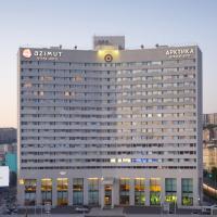 AZIMUT Отель Мурманск