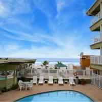 Surfer Beach Hotel, hotel in Pacific Beach, San Diego