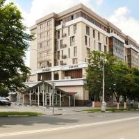 Гостиница Фандорин, отель в Белгороде