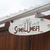 Samblumba Hostel Trindade, hotel in Trindade