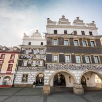 Grandhotel Salva, hotel in Litoměřice