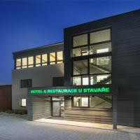 HOTEL A RESTAURACE U STAVAŘE, hotel a Vsetín