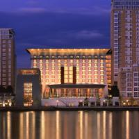 Canary Riverside Plaza Hotel, hotel in Canary Wharf and Docklands, London