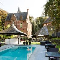 Romantik Hotel Manoir Ogygia, hotel in Poperinge