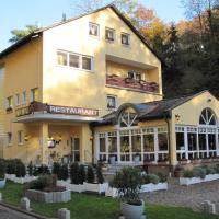 Hotel Goldbächel, отель в городе Вахенхайм-ан-дер-Вайнштрасе