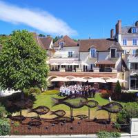 La Côte Saint Jacques, hotel in Joigny