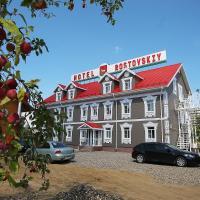 Гостиница Ростовская , отель в Ростове