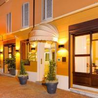 Hotel Al Cappello Rosso, hotel en Bolonia