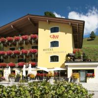 Hotel Eder Michaela, hotell i Saalbach Hinterglemm