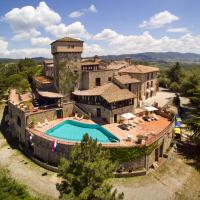 Relais Il Canalicchio Country Resort & SPA, hotell i Canalicchio