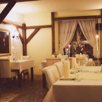 Barock Restaurant & Pension, hotel v Topoľčanoch