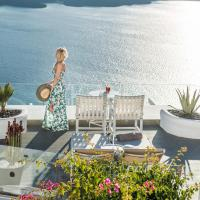 On The Rocks - Small Luxury Hotels of the World, hôtel à Imerovigli