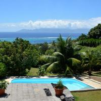 Appartement Villa Taina piscine, hôtel à Punaauia