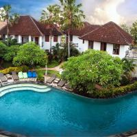 Ecosfera Hotel, Yoga & Spa, hotel in Canggu