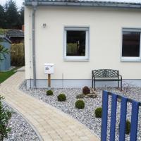 Ferienhaus Claire am Klostersee, Urlaub mit Hund, Hotel in Dargun