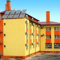 Hotel Nakra, hotel in Radnevo