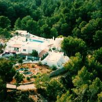 Hacienda Encanto del Rio, hotel a Playa d'Es Figueral