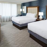 DoubleTree by Hilton Boston-Andover, hotel in Andover