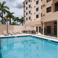 Courtyard by Marriott Miami at Dolphin Mall, hotel en Miami