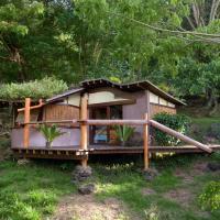 Fare Oviri Lodge, hotel in Opoa