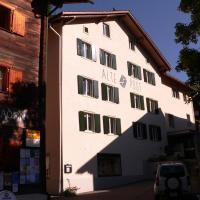 Pension Alte Post, hotel in Langwies
