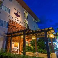 Aonang All Seasons Beach Resort, hotell piirkonnas Noppharat Thara rand, Ao Nangi rand