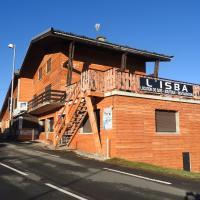 L'Isba, hôtel à Boutx