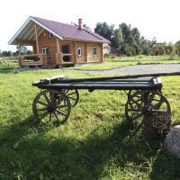Коттедж в Кириллово, отель в Пушкинских Горах