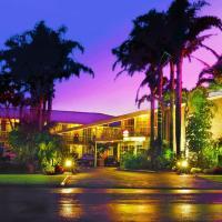 Sapphire Waters Motor Inn, hotel in Merimbula