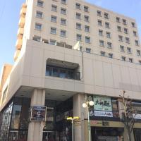 Hotel Crown Hills Yamagata, hotel in Yamagata