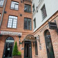 Aparthotel Stara Przędzalnia – hotel w mieście Żyrardów