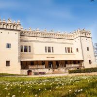 Kaštieľ Fričovce, hotel in Fričovce
