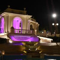 Park Hotel Villaferrata, hotell i Grottaferrata