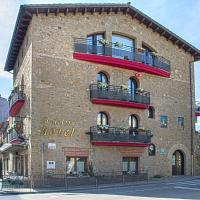 La Violeta, hotel en Castelltersol