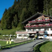 Hotel Montabella, hotel in Schruns