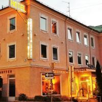 Viesnīca Hotel Hohenstauffen Zalcburgā