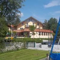 Hotel Mutz, отель в городе Иннинг-ам-Аммерзе