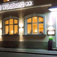 City Hotel Würzburg, hotel in Würzburg