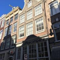 Nine Streets Inn, hotel v oblasti Negen Straatjes, Amsterdam