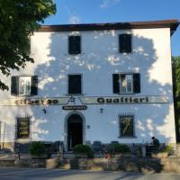 Albergo Ristorante Gualtieri, hotel in Barberino di Mugello