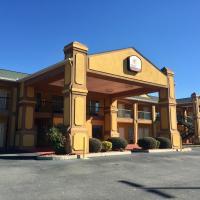 Peach State Inn & Suites, hôtel à Hawkinsville
