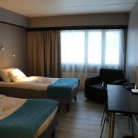 Hotel Nukkumatti, hotelli Kokkolassa