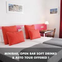 Hotel Monterosa - Astotel, hotel en Pigalle, París