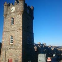 Dufftown Tower View