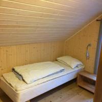 Sponavik Camping, hotell på Stord