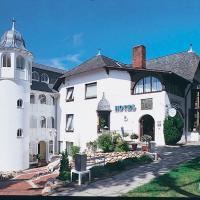 Hotel Villa Gropius, Hotel in Timmendorfer Strand