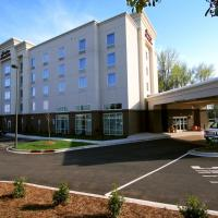 Hampton Inn & Suites Charlotte-Airport, hotel near Charlotte Douglas International Airport - CLT, Charlotte