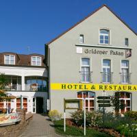 Hotel Goldener Fasan, Hotel in Oranienbaum-Wörlitz