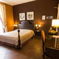 Hotel dei Coloniali, отель в городе Сиракуза