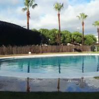 Apartamento Alcotan Novo Sancti Petri - Planta baja con jardin privado